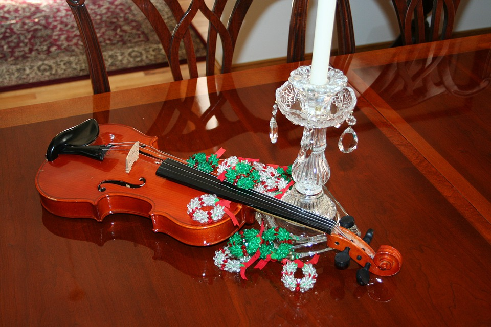 Christmas, Violin, Celebration, Xmas, Holiday, Music