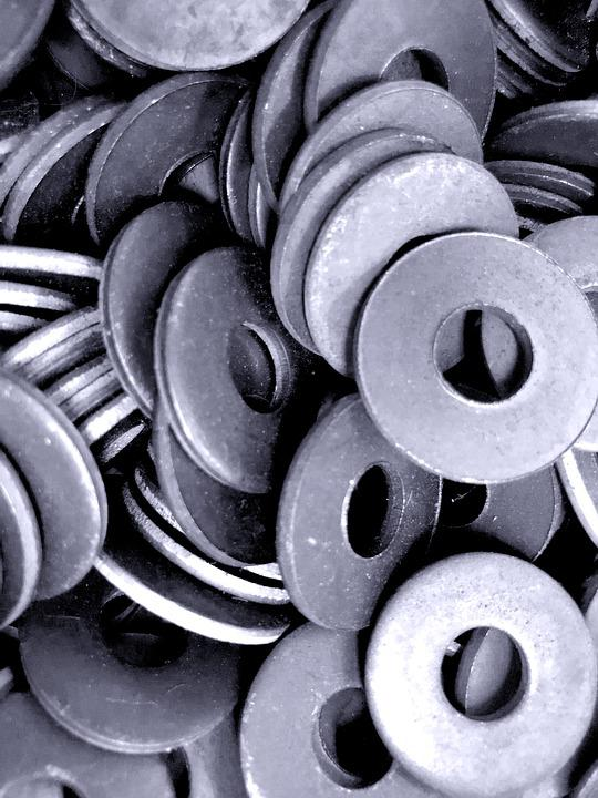 Background, Bolt, Cap, Chrome, Circle, Collection