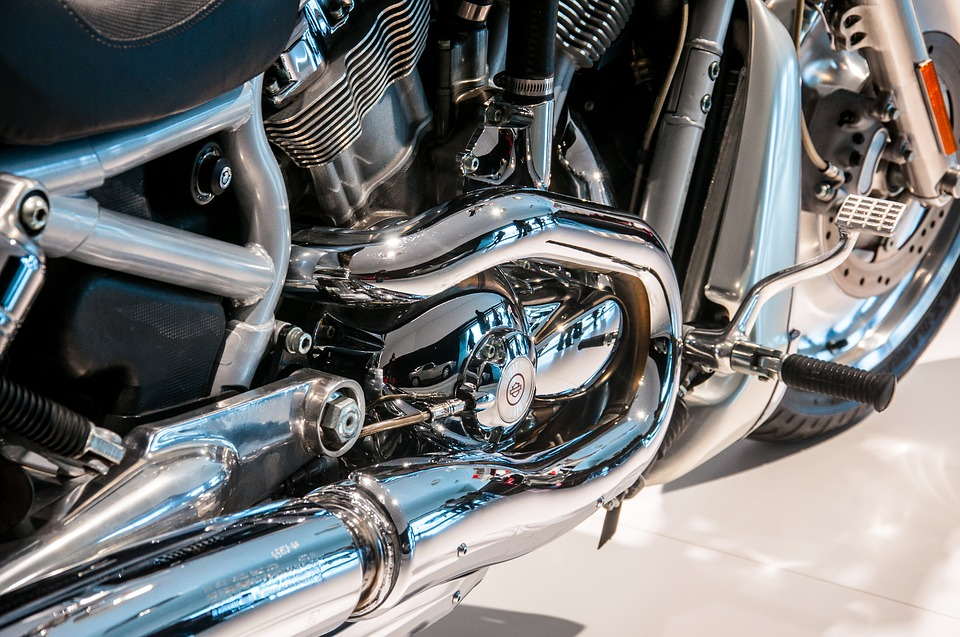 Motorcycle, Chrome, Technology, Metal, Shiny, Vehicle
