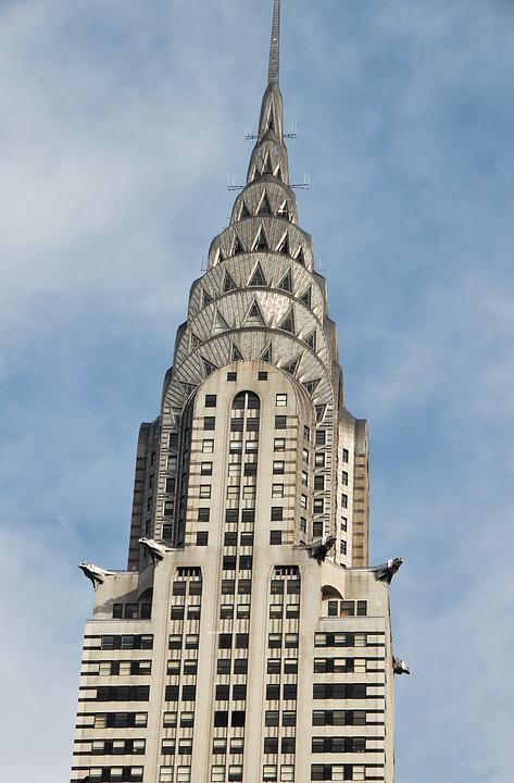 Chrysler Building, New York, Skyscraper, New York City