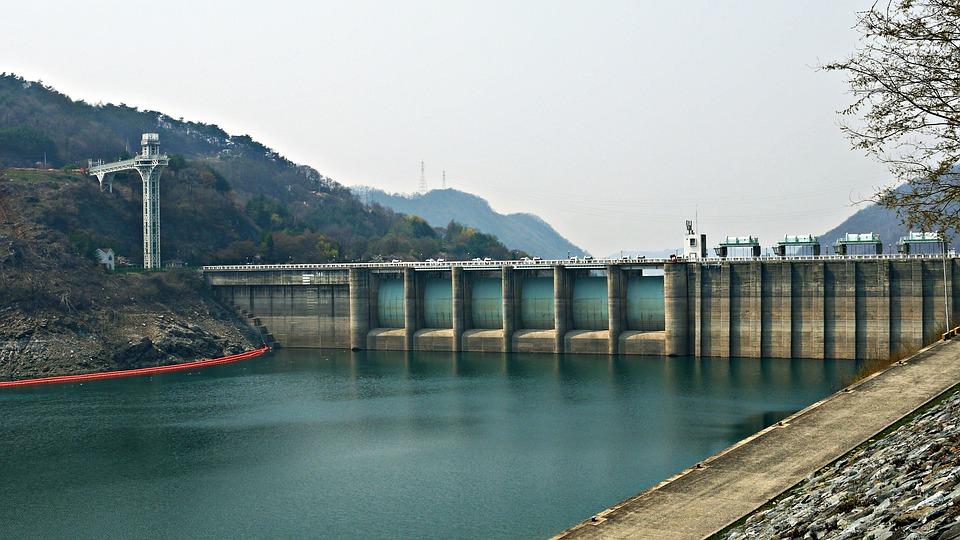 Chungju Dam, In The Spring I'm Back, Gazebo
