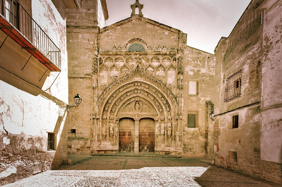 Spain, Church, Architecture, Religion, Spanish, Ancient