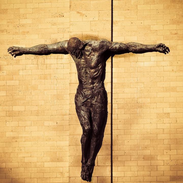 Church, Jesus, Cross, Faith, Architecture, Building