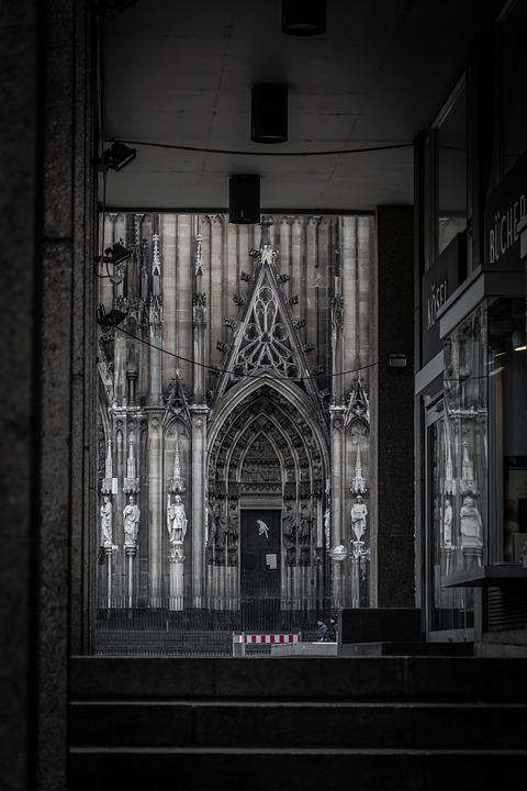Church, Cologne, Trap, By Walking, Gang, Architecture