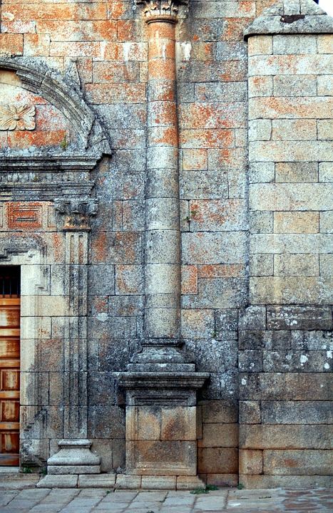 Puebla De Sanabria, Castilla, Church, Architecture