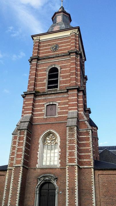 Merksem, Church, Faith, Architecture, Religion