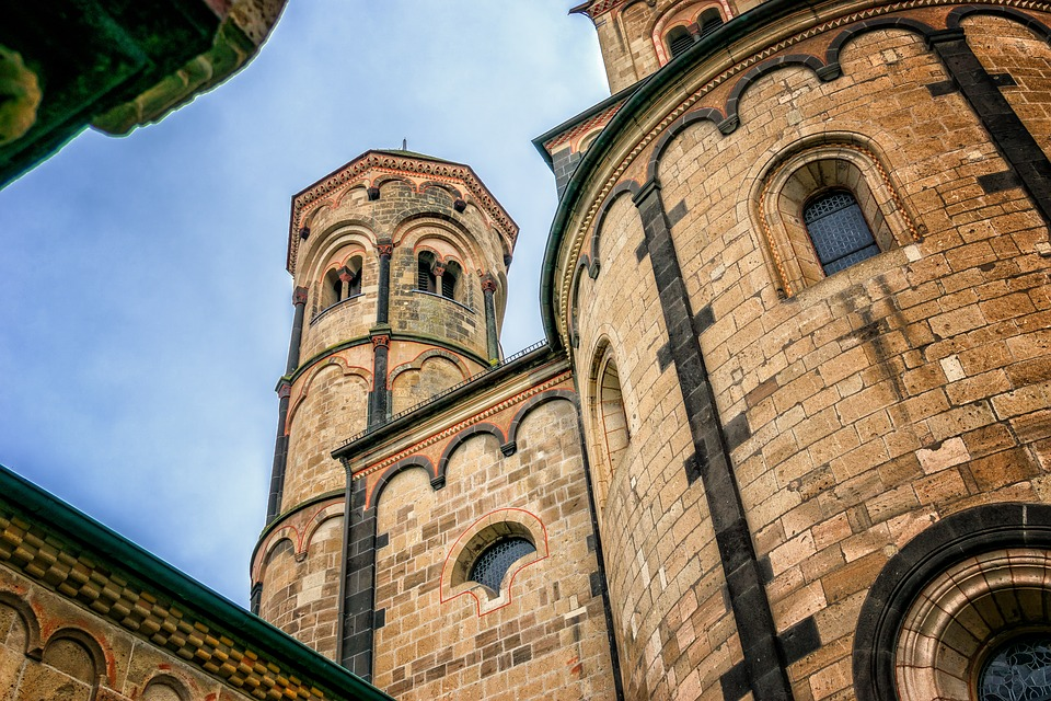 Monastery, Church, Abbey, Religion, Architecture