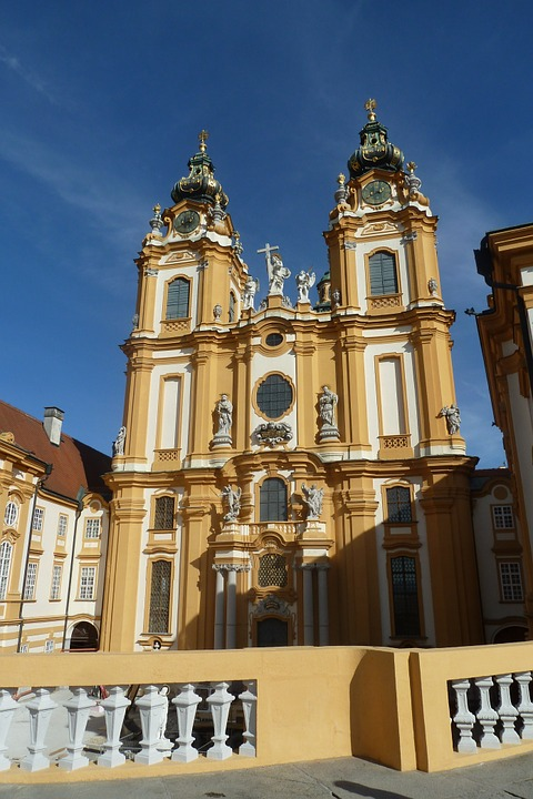 Pen, Melk, Church, Baroque, Baroque Church
