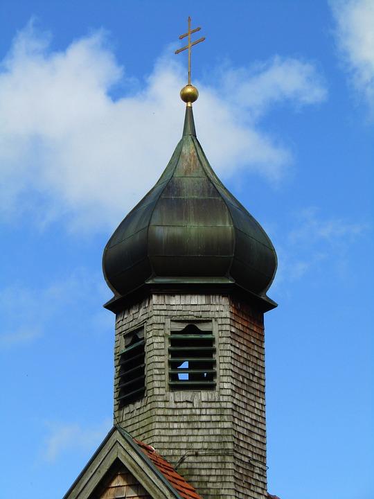 Steeple, Bell Tower, Spire, Church, Chapel, Sky