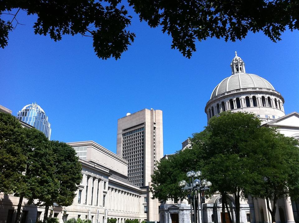 Church, Boston, Massachusetts, Architecture, Travel