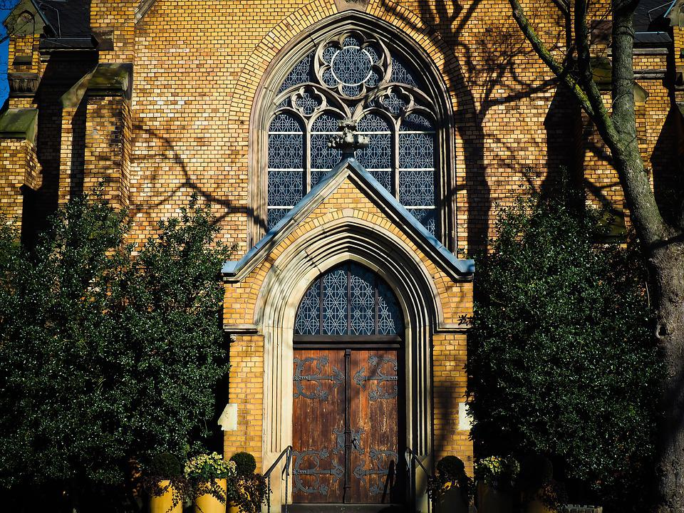 Church, Historically, Building, Christian, Christianity