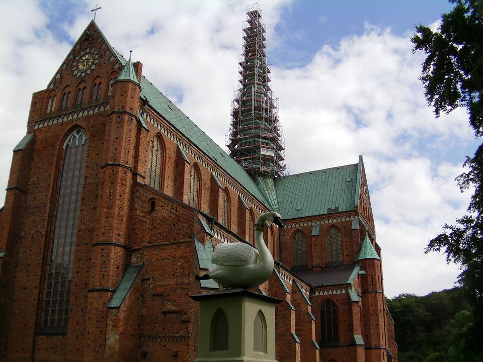 Bad Doberan, Monastery, Münster, Church, Home, Building