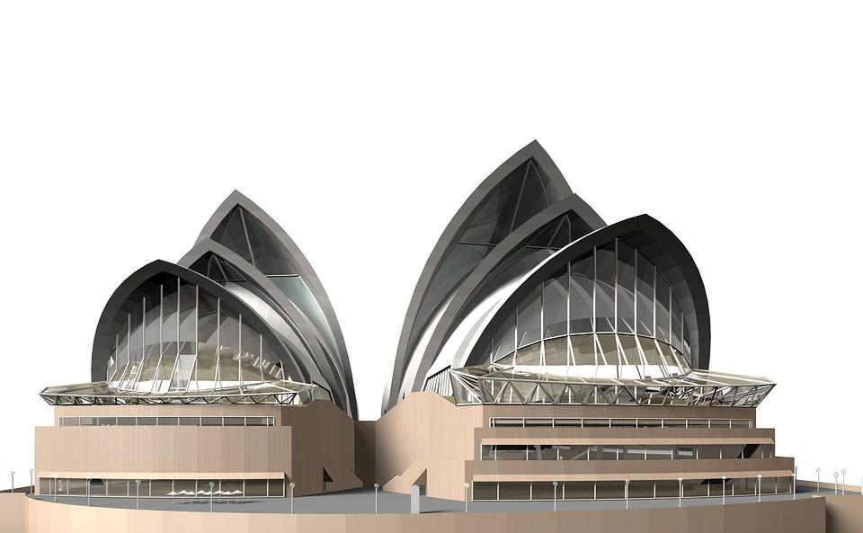 Opera, Sydney, Architecture, Building, Church