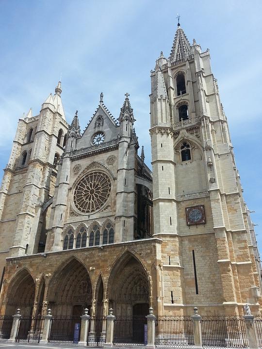 Church, Camino, Cathedral