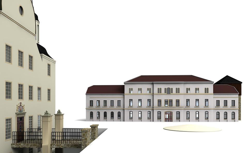 Castle, Eat, Architecture, Building, Church