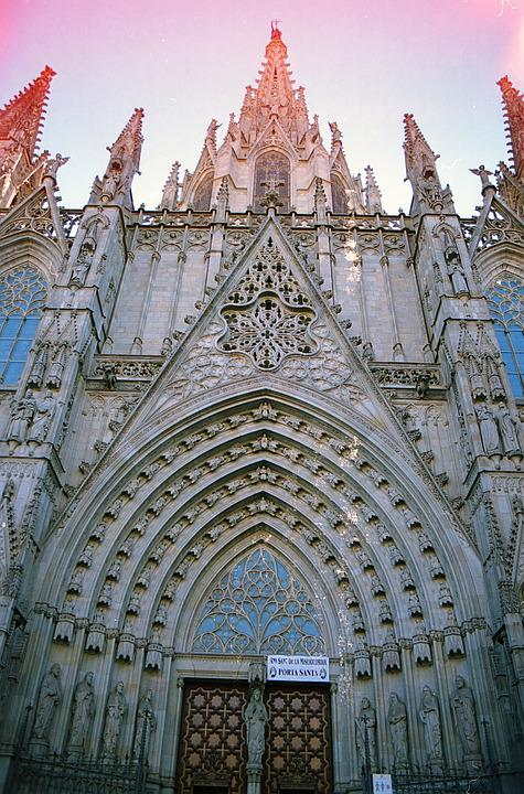 Temple, Cathedral, Travel, Religion, Church, Outdoors