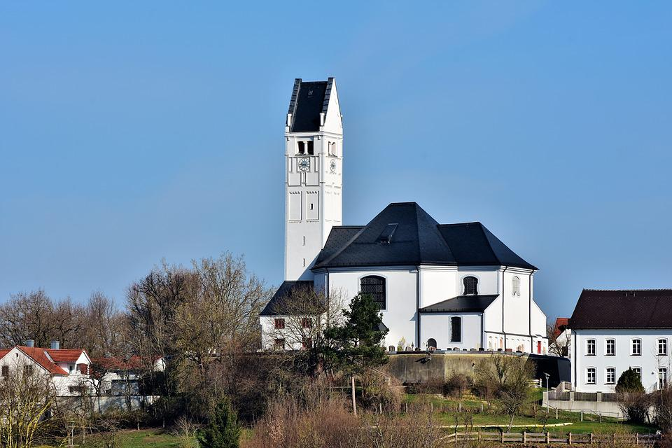 Church, House Of Prayer, Chapel, Christian
