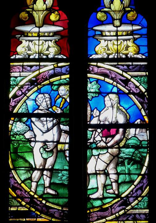 Church, Dom, Window, Stained Glass, Church Window
