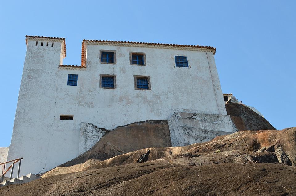 Convento Da Penha, Church, Colonial