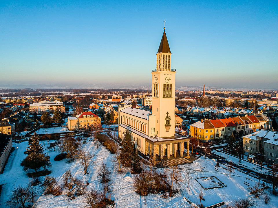 Church Of St, Cyril And Methodius, Church, Cyril