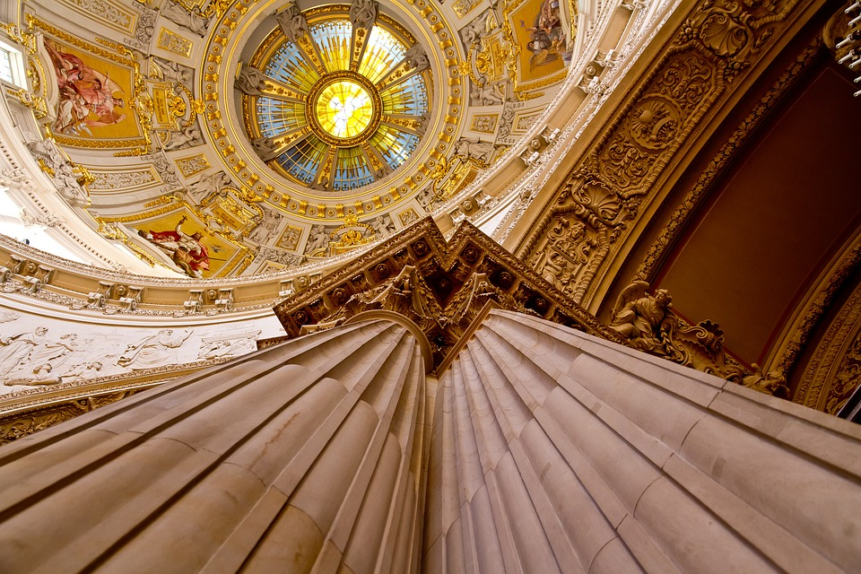 Berlin Cathedral, Berlin, Architecture, Church, Dom