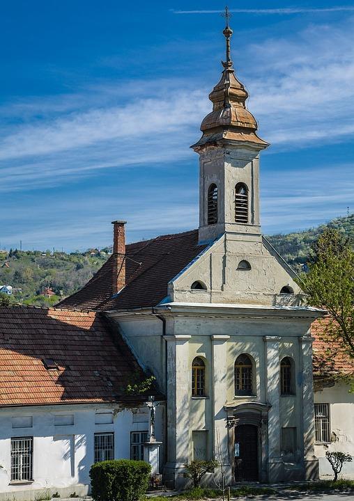 Church, Esztergom, Old