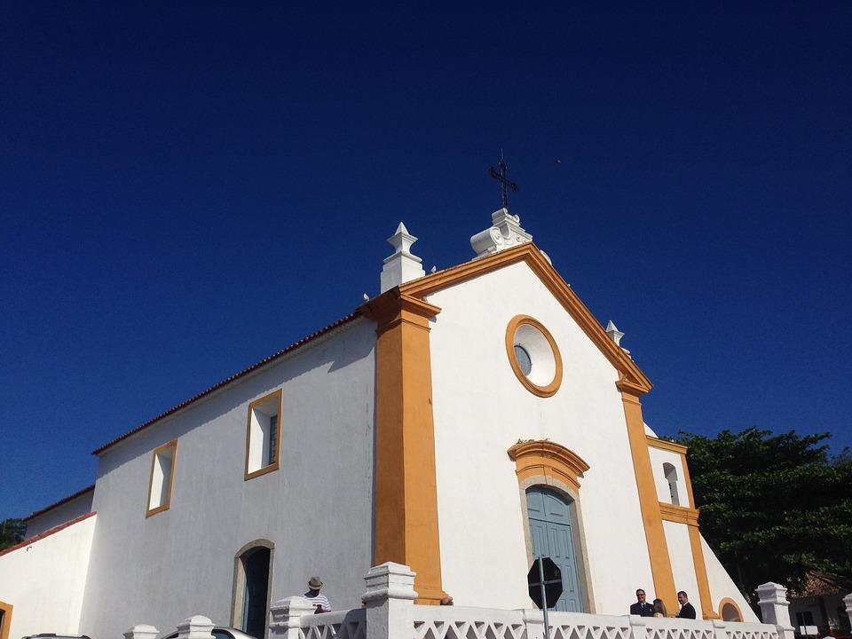 Colonial, Florianópolis, Church
