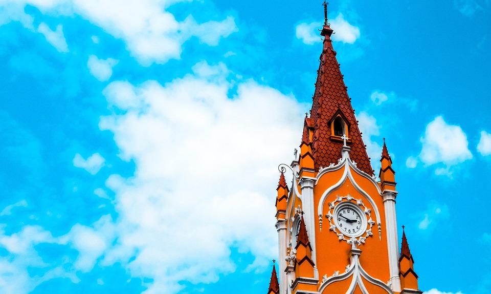 San Felipe, Antigua Guatemala, Church, Goth, Gothic