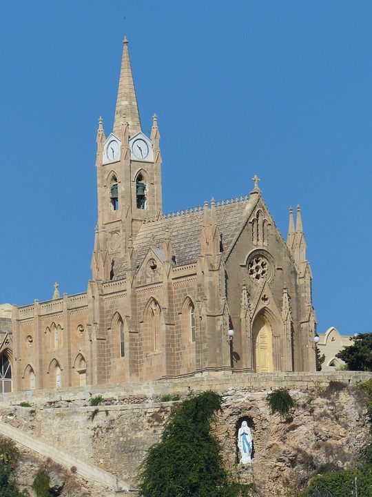 Church, Mgarr, Gozo, Religiousness