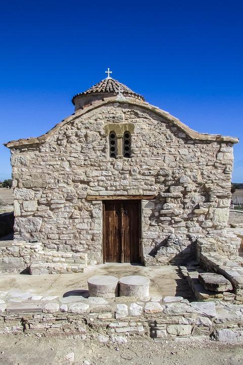 Panagia Of Kofinou, Church, Old, Heritage, Architecture