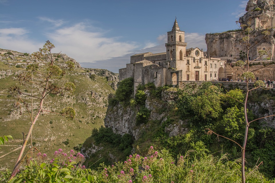 Matera, Italy, Church, Cathedrale