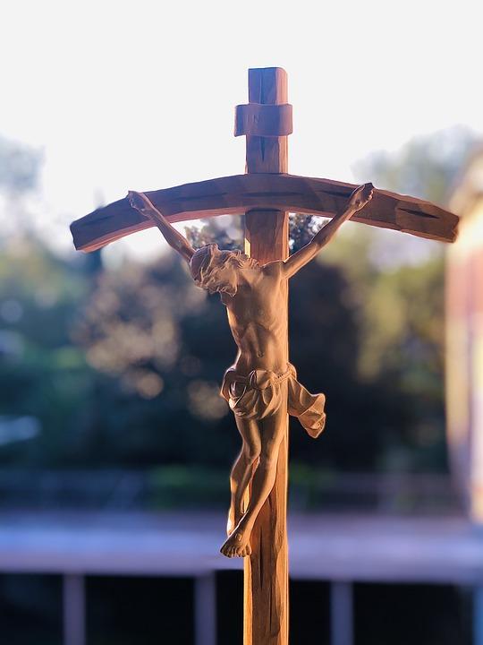 Crucifix, Cross, Jesus Christ, Jesus, Church, Faith