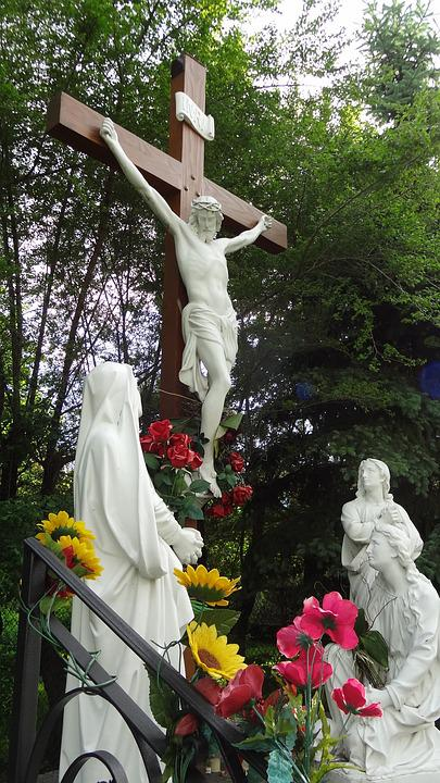 Jesus, Holy, Christian, Christian Cross, Church