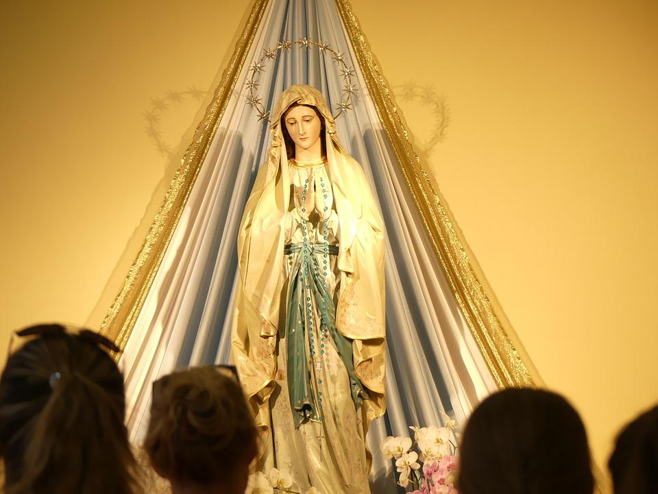 Mary, Mother Of God, Madonna, Religion, Church, Faith