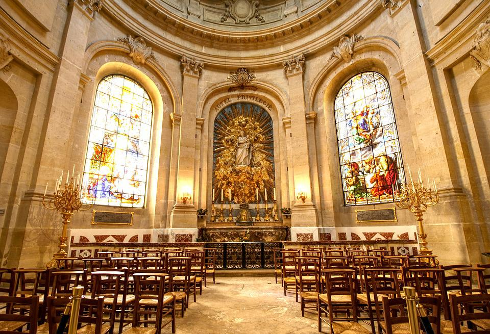 Altar, Catholic, Tabernacle, Mass, Religion, Church