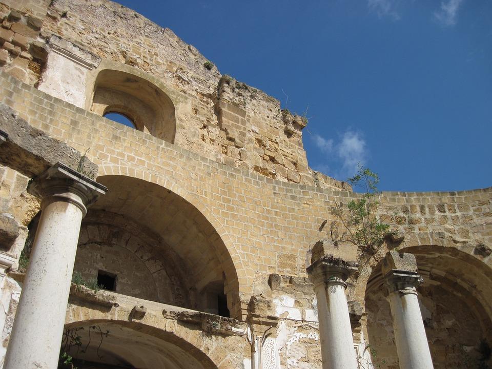 Old, Antique, Ruin, Church, Old Church, Mediterranean