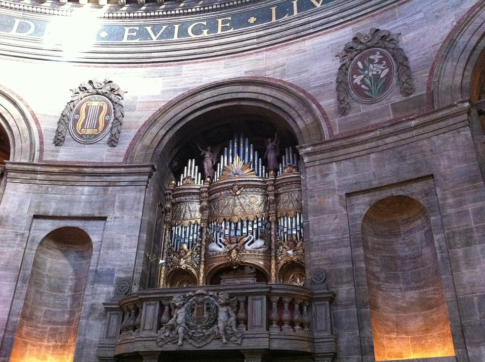 The Marble Church, Church, Church Organ