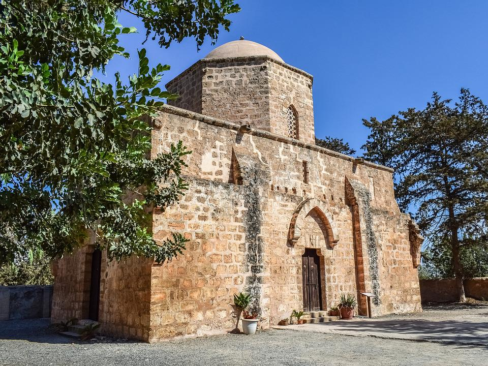 Cyprus, Avgorou, Church, Orthodox, Religion