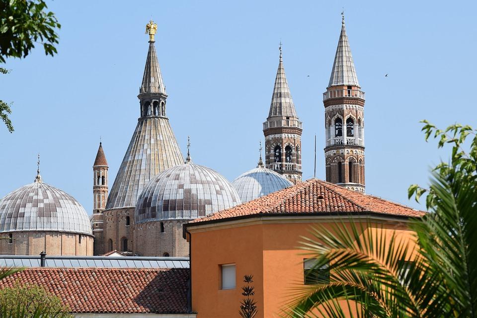 Church, Padova, Catholic, Italy, Veneto, Basilica