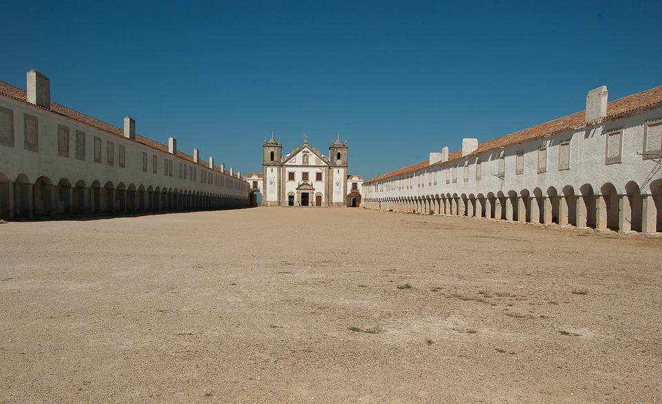 Portugal, Church, Monastery, Pilgrimage