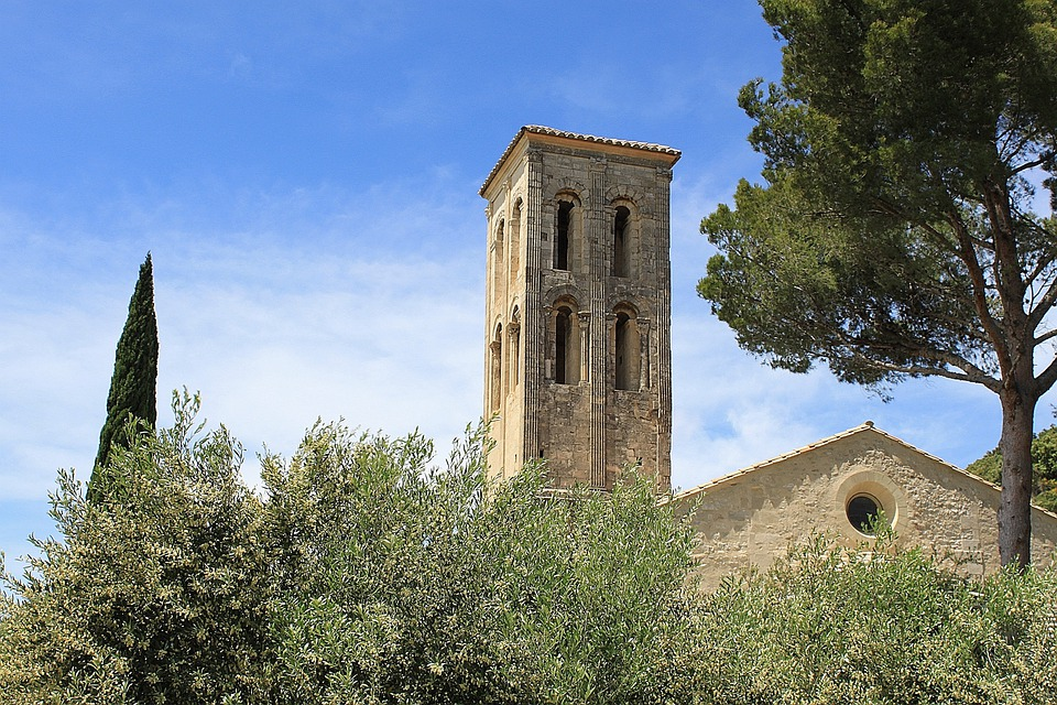 Provence, South, Church