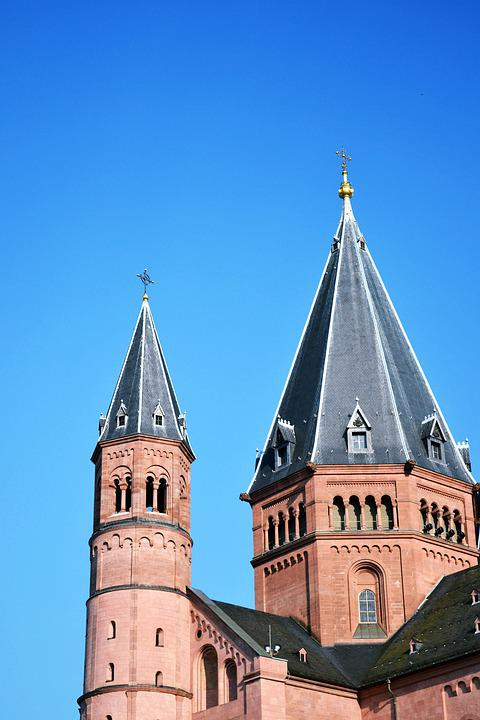 Cathedral, Church, Architecture, Religion, Building