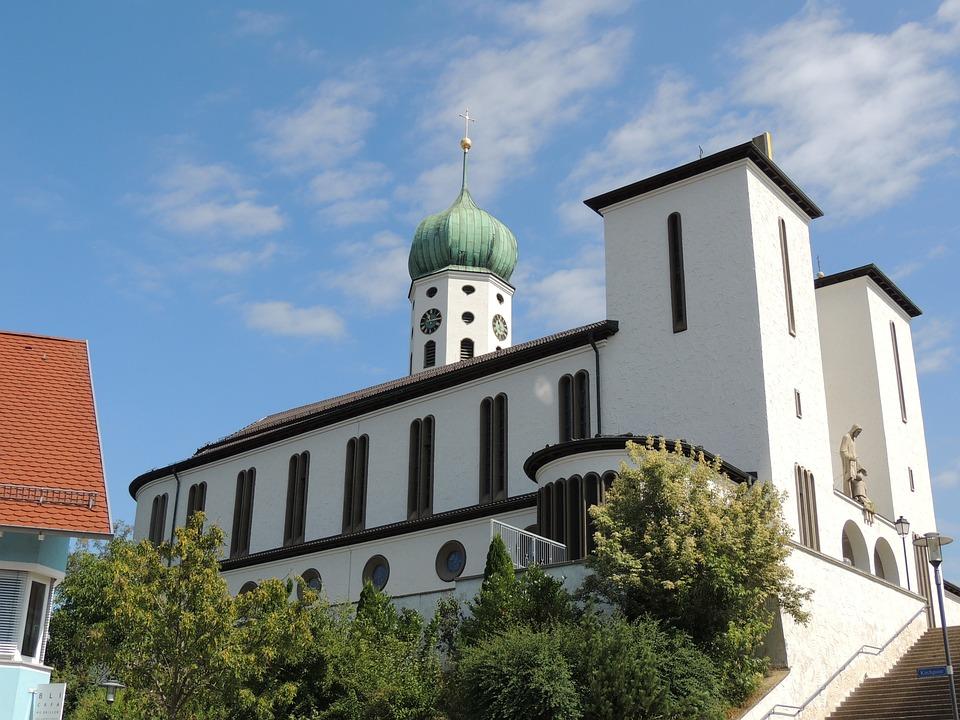 Church, Religion, God