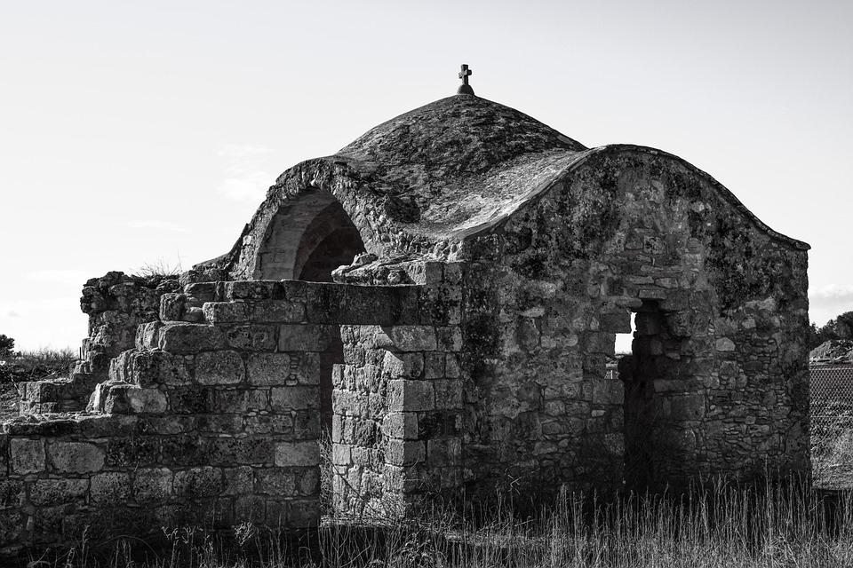 Ayios Theodoros Chortakion, Church, Orthodox, Ruins