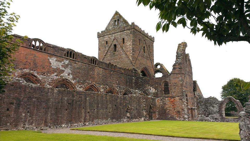 Ruin, Church Ruins, Gothic, Building, Church
