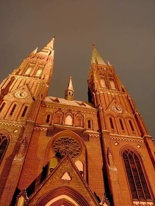 The Basilica, Church, Rybnik