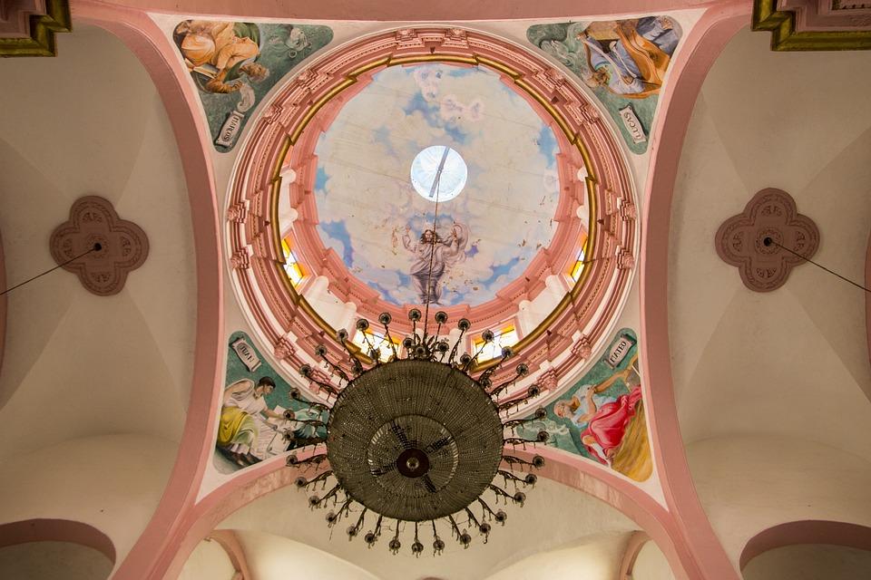 Chapel, San Antonio, Parish, Church, Architecture