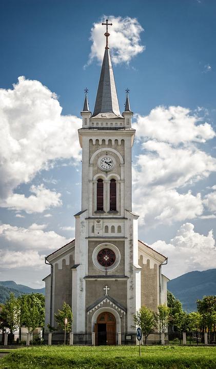 Church, Sanctuary, Religion, Cathedral, Catholic