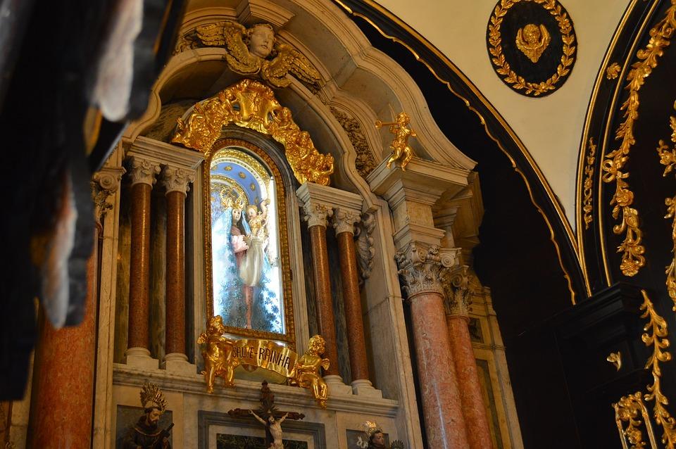 Convento Da Penha, Church, Colonial, Santo