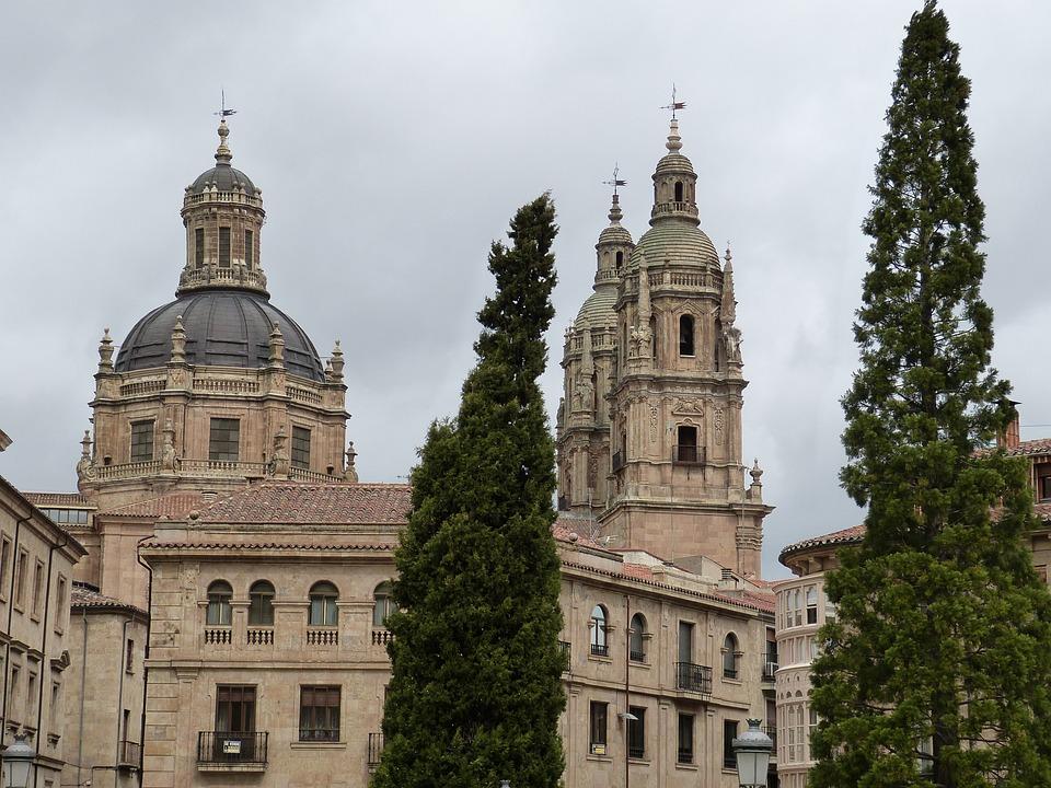 Salamanca, Spain, Historically, Castile, Facade, Church